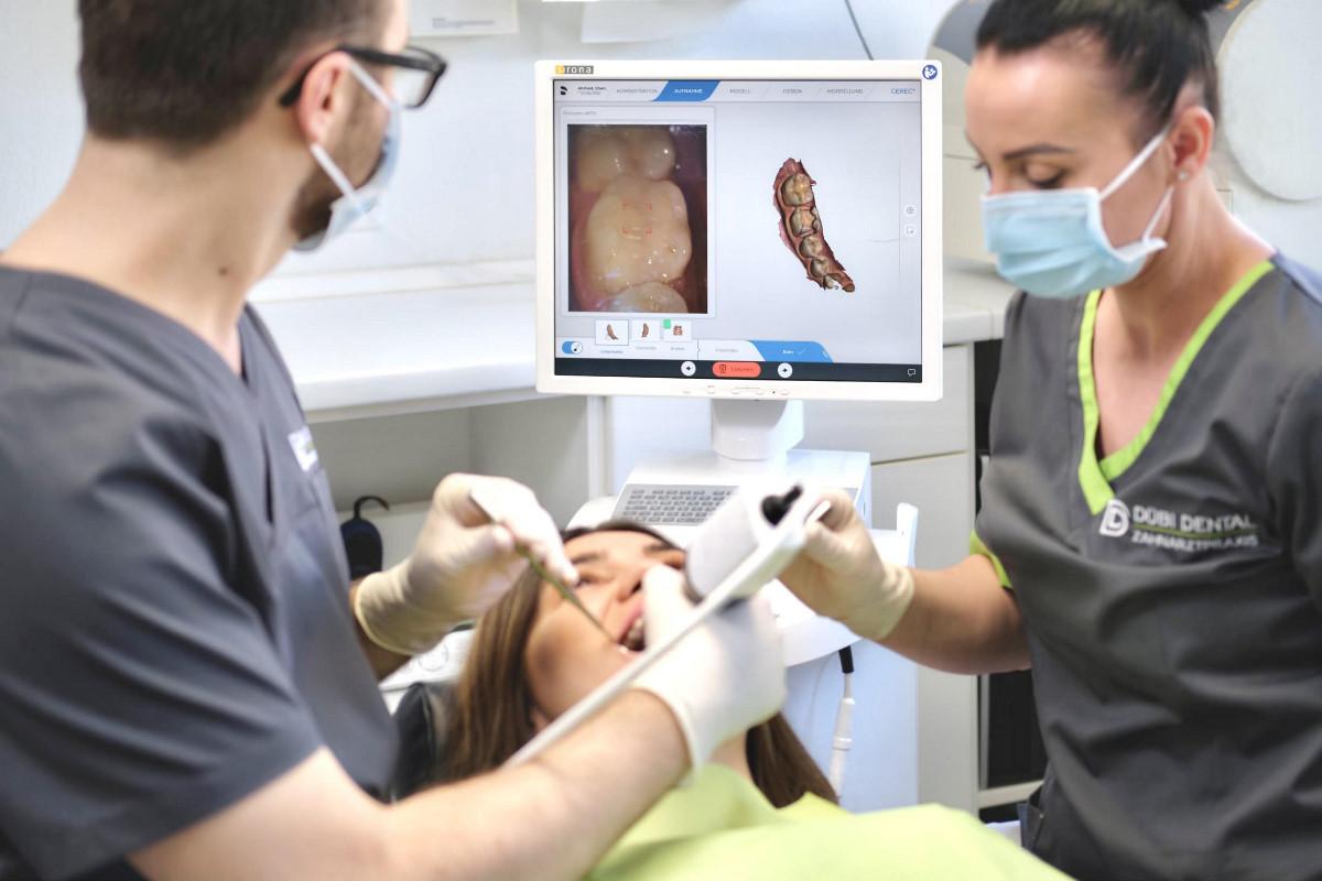 Behandlungen bei Zahnarztpraxis Dübi Dental
